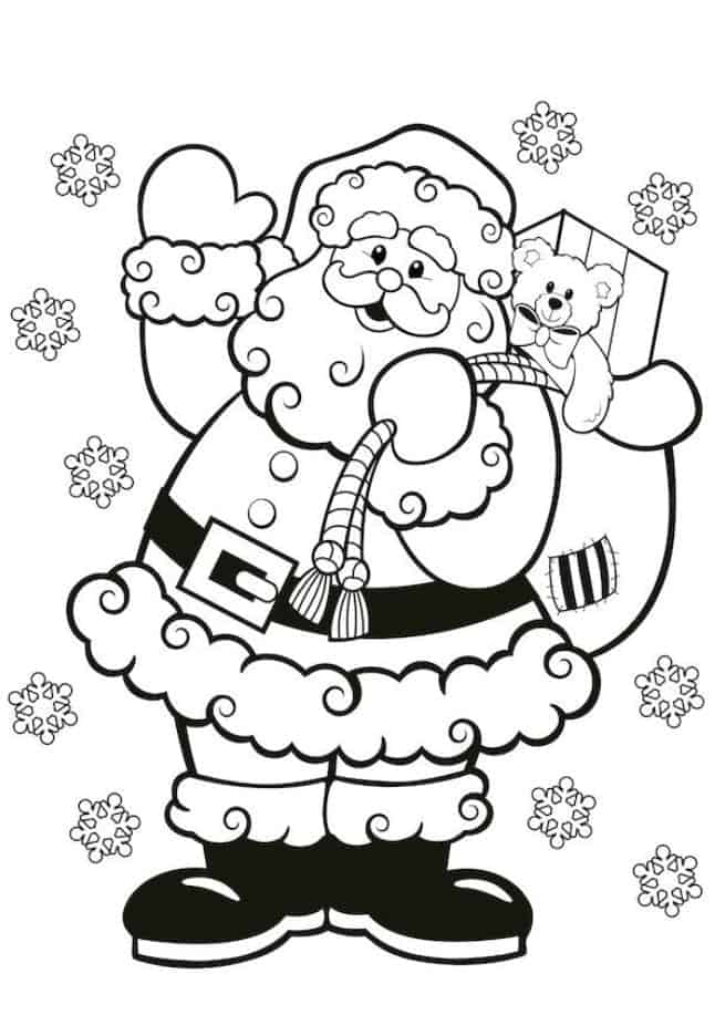 Santa-colouring-in-for-kids