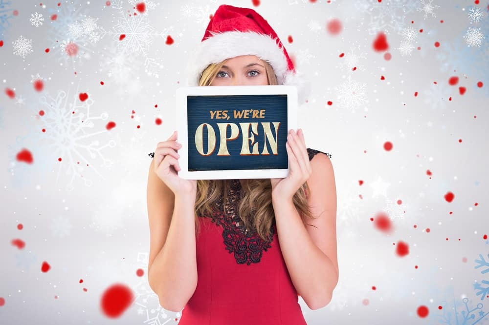 Whats open on Christmas Day in Melbourne