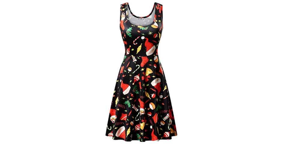 black Christmas Dresses in Australia