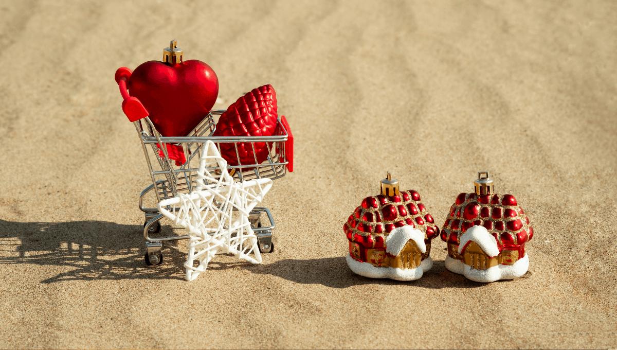 Celebrating Christmas on the Gold Coast