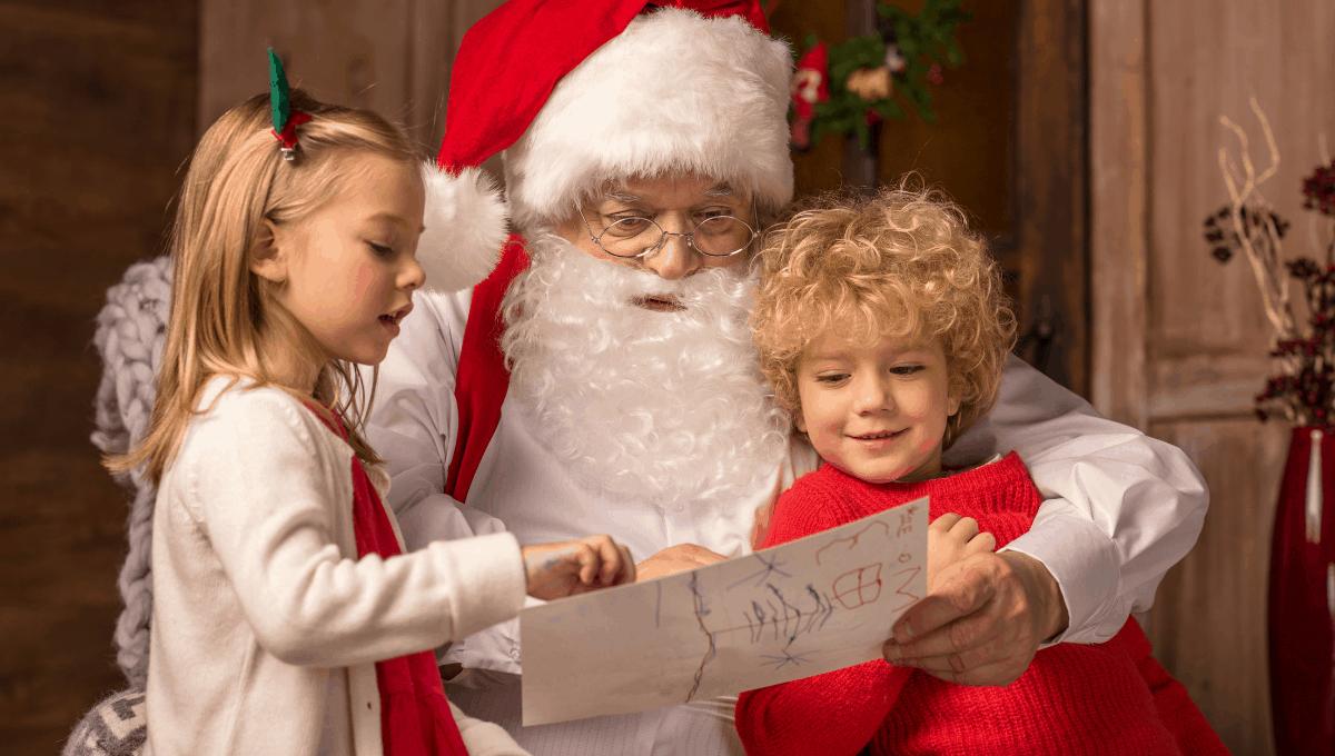 Where to get Santa photos in Sydney