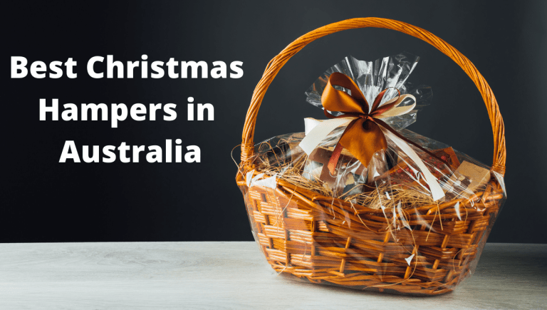 options for the best christmas hampers in australia