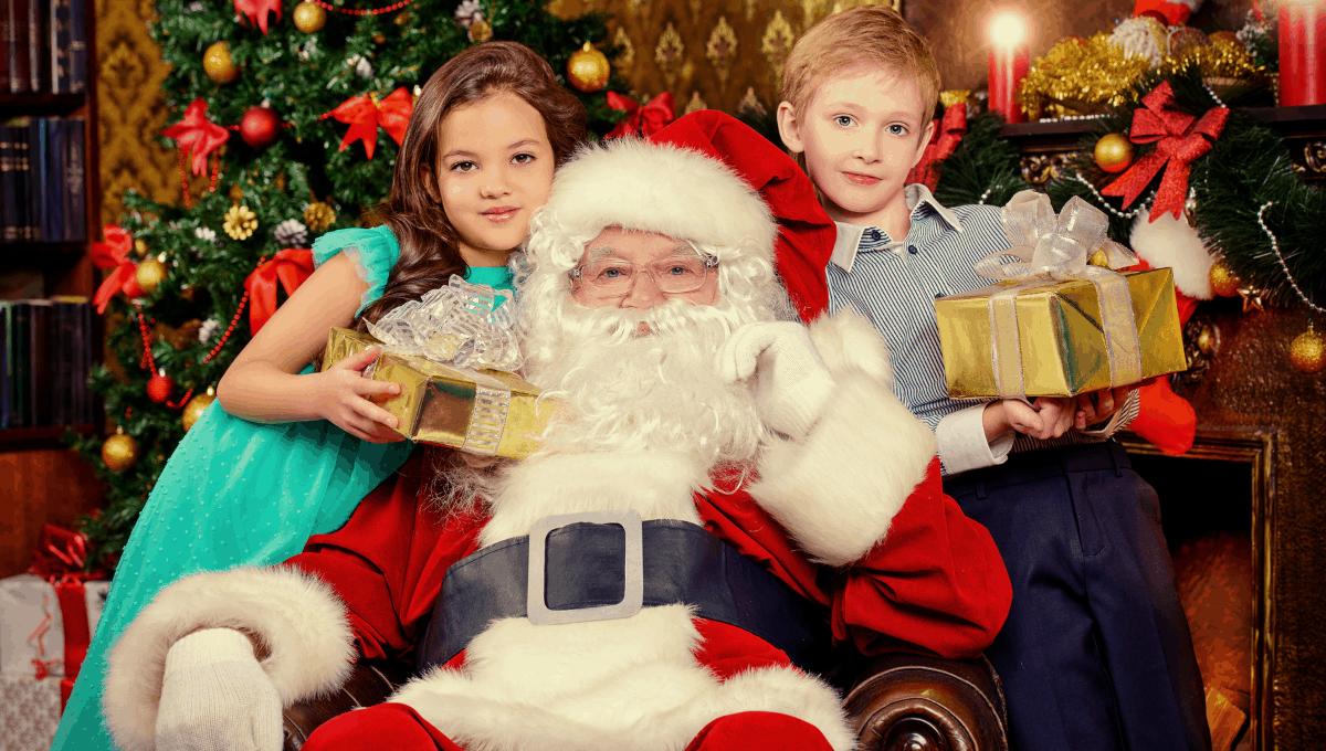 Where to Get Santa Photos on the Gold Coast
