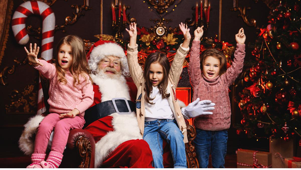 Where to Get Santa Photos in Adelaide