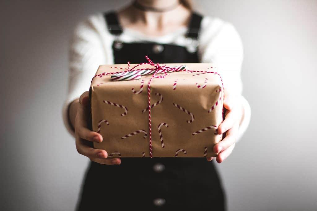 personalised Xmas gifts