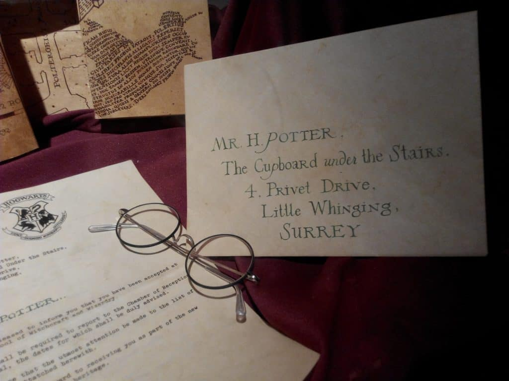cool gifts for Harry Potter fans