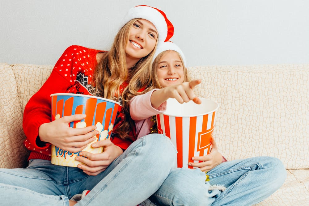 G rated Christmas Movies