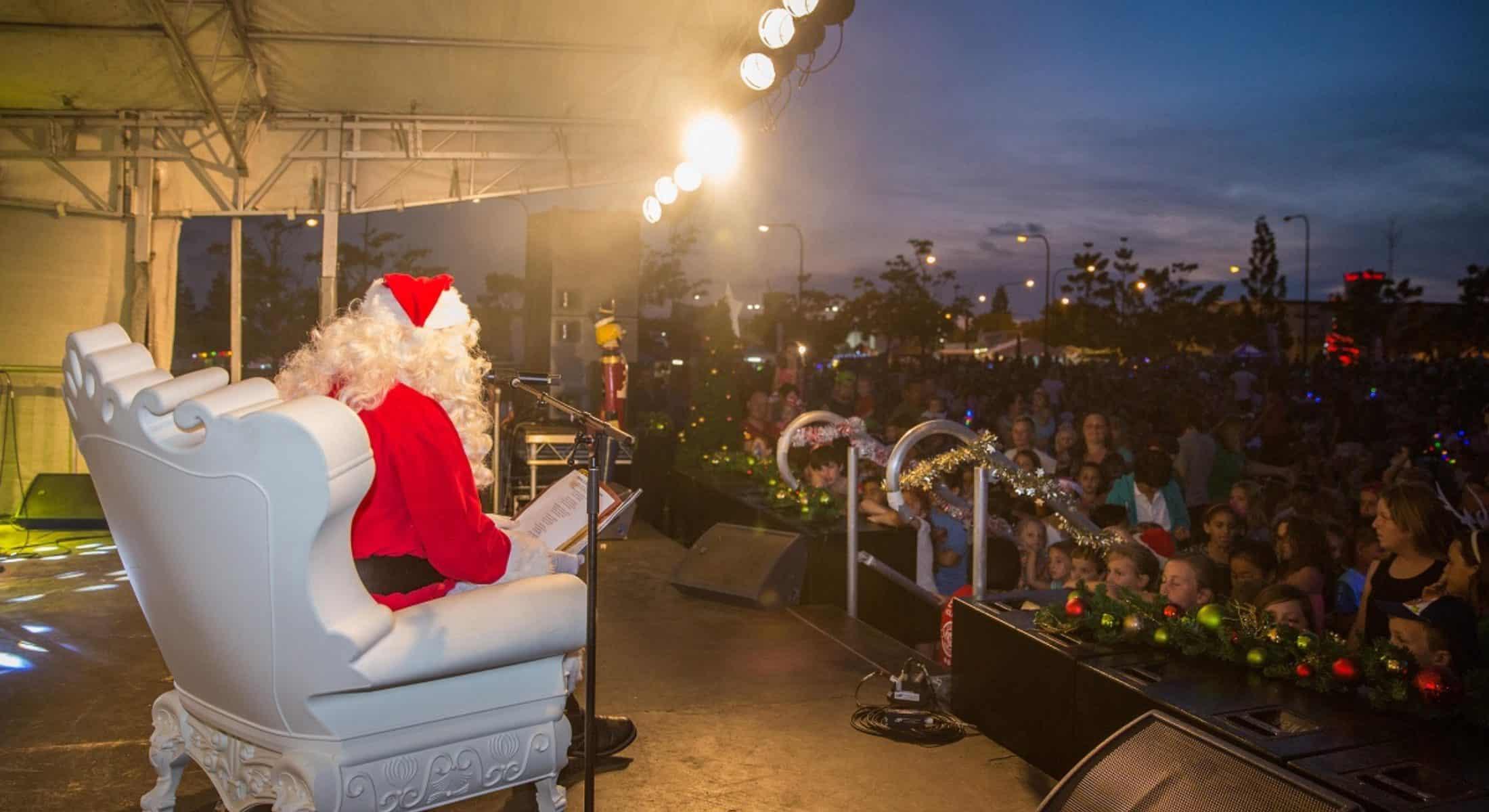 North Lakes Christmas Carols Brisbane