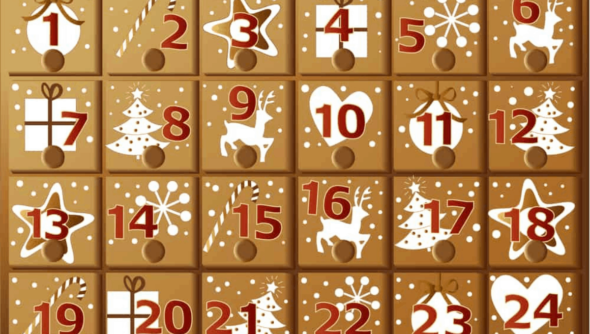 adults advent calendar