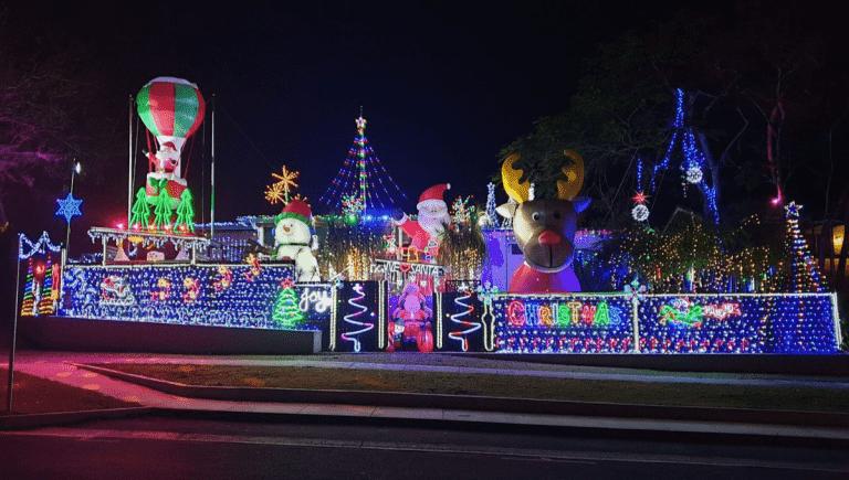 Best Christmas Lights Displays in Brisbane